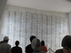The names of the remembered