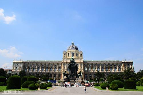 Naturhistorisches Museum Wien por daniel-weber.