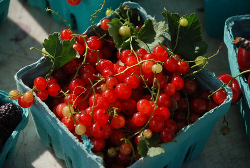 currants at market