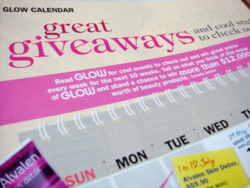 Glow With Watsons GLOW Magazine The QUEEN And Her BLING
