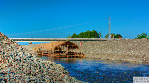 Bacarra Bridge and River 3697529507_18d623571d
