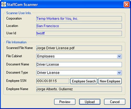 StaffComScanner