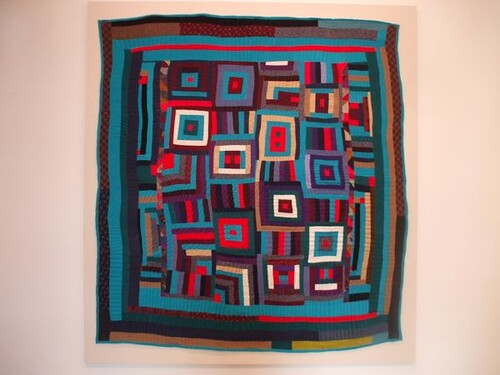 Lucy Mingo, Housetop Blocks