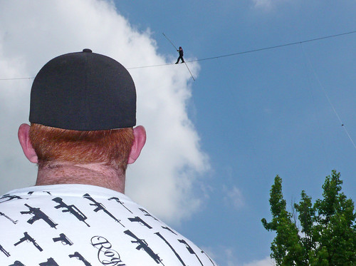 Tight-Rope Walker