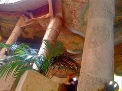 Casa Mil by Gaudi in Barcelona - 23 (Johan Sderberg) Tags: gaudi casamil interrail2009
