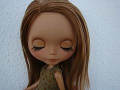 Sabannia's Roxy (Vainilladolly) Tags: doll more blythe olga custom frenzy muñeca customization vainilladolly mayacomes