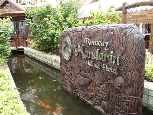 你拍攝的 【μ8000】Mandarin Island Hotel。