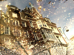 Reflections Of Amsterdam - The Angel Of Haarlem(merstraat)