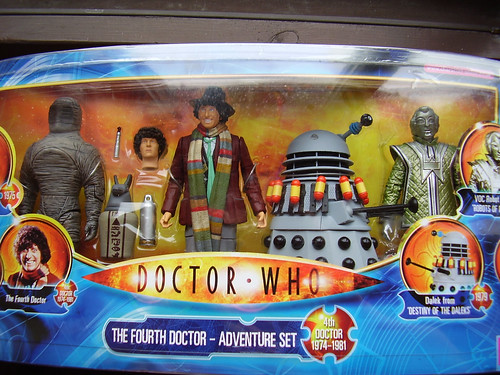 DR WHO - Fourth Doctor Adventure Set