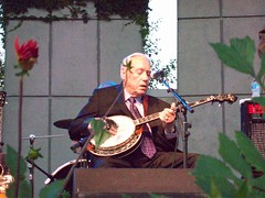 Earl Scruggs with Family and Friends in Grand Rapids, MI #4