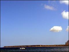 The sky (_EdG_) Tags: sea sky italy mountain clouds italia nuvole mare cielo sicily montagna sicilia sizilien 5photosaday montecofano