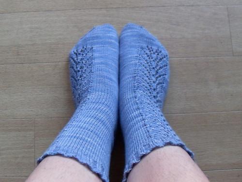 Bluerose Socks FO