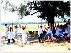 Yoga Ayurveda con Rafa Martinez