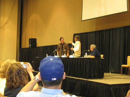 Richard Hatch and Dirk Benedict Panel