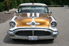 "1956 Olds Watson Style • <a style=""font-size:0.8em;"" href=""http://www.flickr.com/photos/85572005@N00/3896989028/"" target=""_blank"">View on Flickr</a>"
