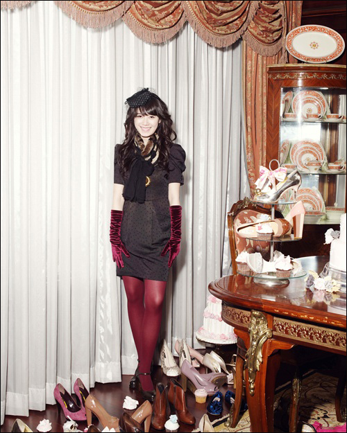 Goo Hye Sun (구혜선) Beautiful Fashion Photoshoot - beautiful girls