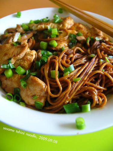 ????,Sesame Tahini Noodle (254)