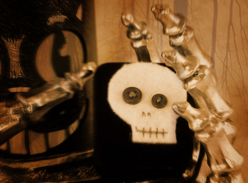 Already Thinking of Halloween