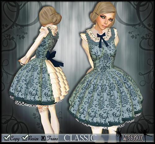 Classic - Alice Blue