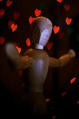 Boh! Qué?! (sıɐԀ ɹǝıʌɐſ) Tags: bokeh modelo desenfoque muñeco maniquí figura a3b flickrestrellas