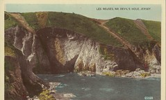 Old Postcard of Le Reuses