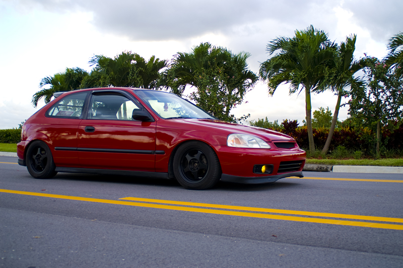 99 Civic Hatchback Transportation In Photography On The Forums
