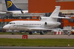 M-ODKZ - Private - Dassault Falcon 900EX - Luton - 090909 - Steven Gray - IMG_4630