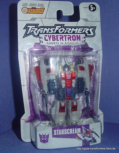 Starscream Cybertron LegendsTransformers 001