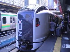 成田NEX。