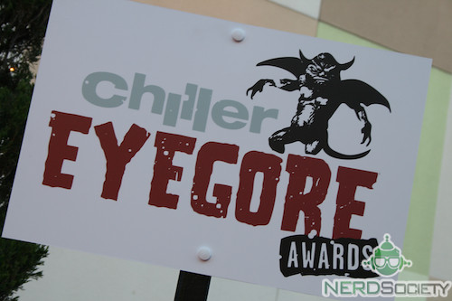 3999084967 9734245eb4 Rob Zombie And Rick Baker At The Chiller Eyegore Awards
