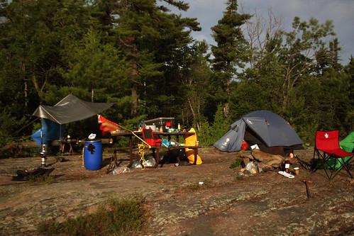 Wreck Island Campsite # 325