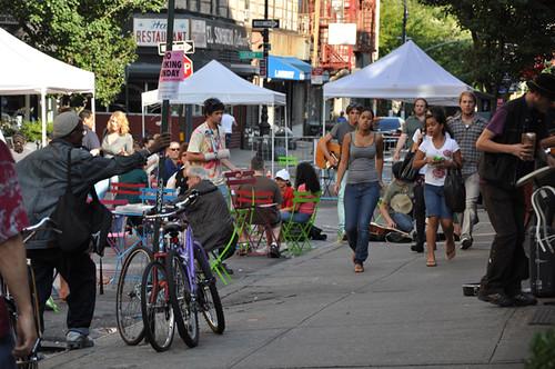 Stanton Street Summer Sundays