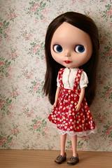 Wide-eyed Harriet