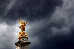 UK - London - Queen Victoria Memorial (Buckingham Palace) - Lo Scorpione