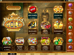 Mummys Gold Casino Lobby