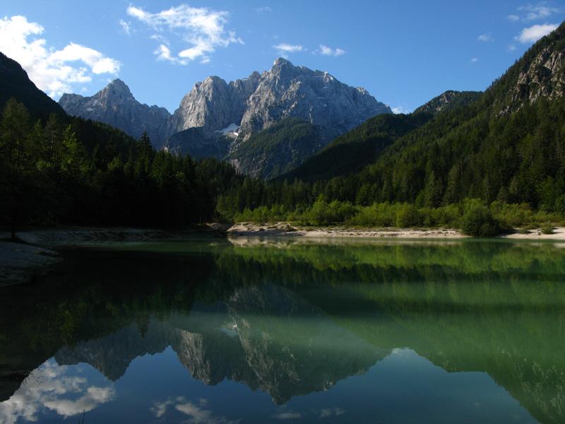 Slovenia-冰河湖2大