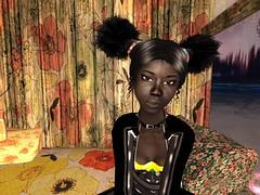 Ebony fetish