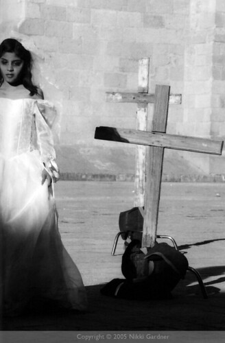 Oaxaca City film bride