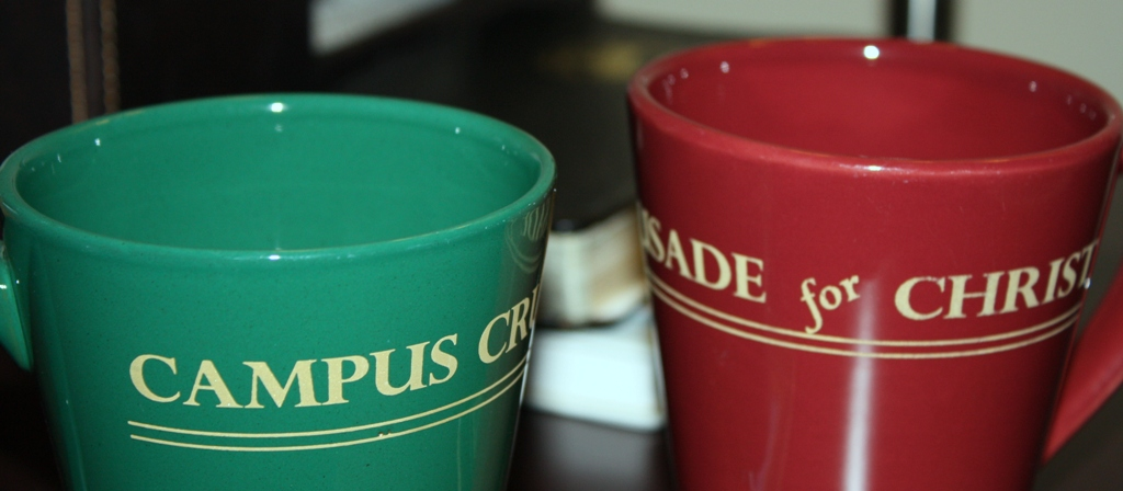 Campus Crusade Mugs