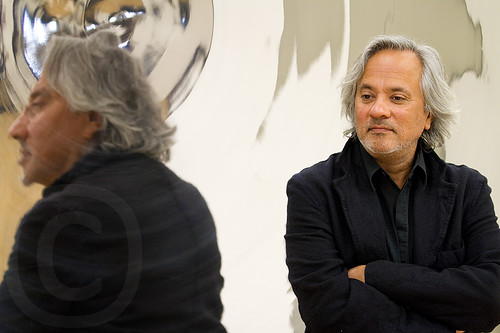 Anish Kapoor condemns China