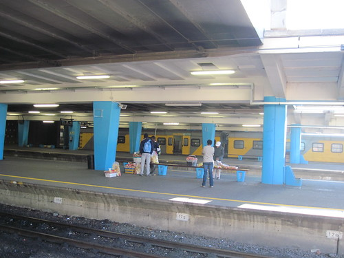 Cape Town Train Station Vendors