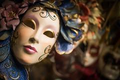 Carnevale di Venezia (Bastian.K) Tags: venedig zeisszm35 venice venetia venetian karneval carnival mask masks maske nahaufnahme bokeh zeiss carl lens lenses zm3514 distagon 35mm 14