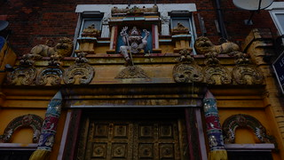 Hindu Temple, Forest Road, Walthamstow