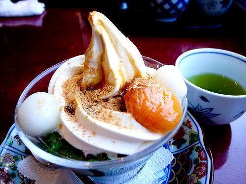 Wafu Dessert
