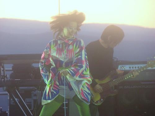Karen O Sasquatch 2009