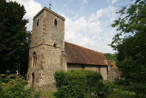 Church of St. Peter and St. Paul, Temple Ewell, Dover