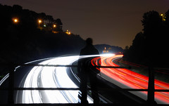 Namaste (SlapBcn) Tags: barcelona longexposure night noche highway nocturna lighttrails slap roads nit montcada piecesofme denoche espejismo 18200vr nikond80 perobueno nomeconvence slapbcn ahest yconunpoquin deltodo detecno