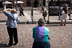 (dirtyharrry) Tags: street people color colour 35mm canon poland krakow dirty cracow dirtyharry nologos 5dmkii dirtyharrry nobanners