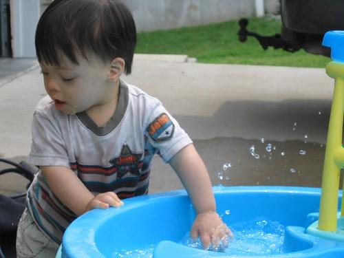 splash, splash, splash