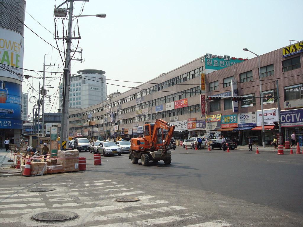 龍山電子商圈